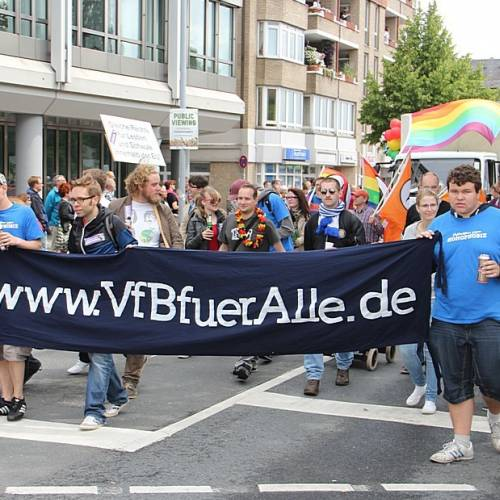 CSD Oldenburg 2012 - Parade - Bild 27