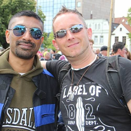 CSD Oldenburg 2012 - Parade - Bild 53