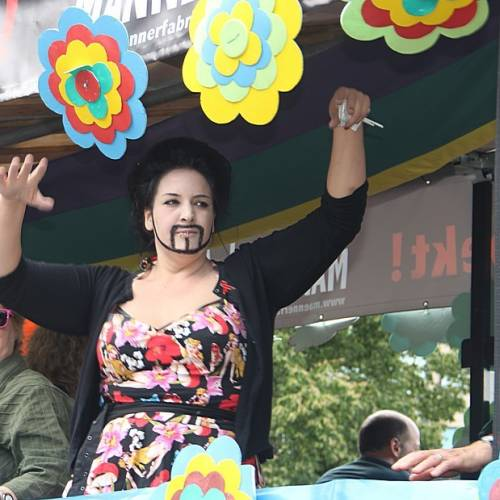 CSD Oldenburg 2012 - Parade - Bild 54