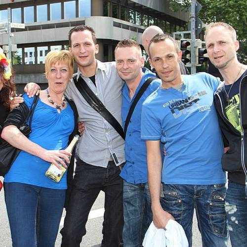 CSD Oldenburg 2012 - Parade - Bild 55