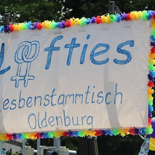 CSD Oldenburg 2012 - Parade - Bild 6