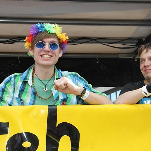 CSD Oldenburg 2012 - Parade - Bild 8