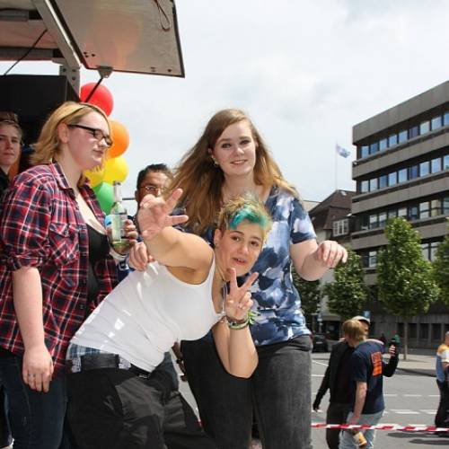 CSD Oldenburg 2012 - Parade - Bild 65