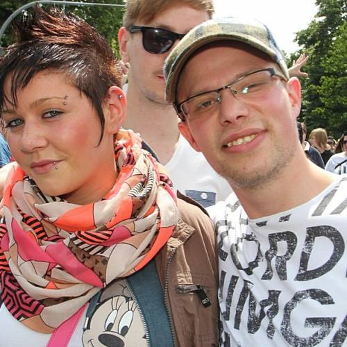 CSD Oldenburg 2012 - Parade - Bild 68