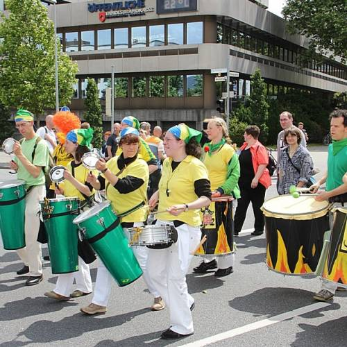CSD Oldenburg 2012 - Parade - Bild 72