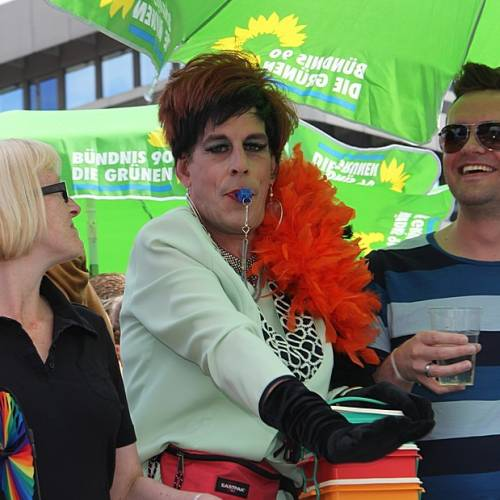 CSD Oldenburg 2012 - Parade - Bild 73