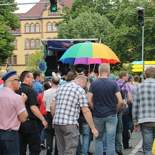 CSD Oldenburg 2012 - Parade - Bild 78