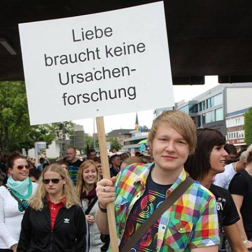 CSD Oldenburg 2012 - Parade - Bild 80