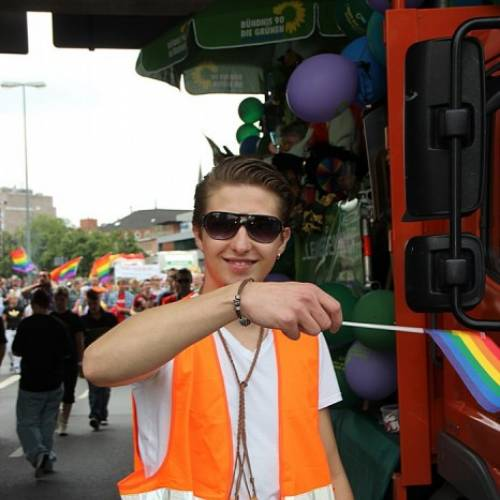 CSD Oldenburg 2012 - Parade - Bild 83