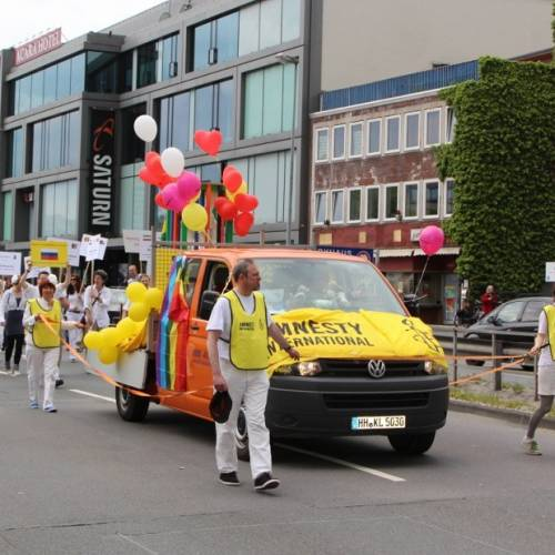 CSD Oldenburg 2013 - Parade - Bild 63