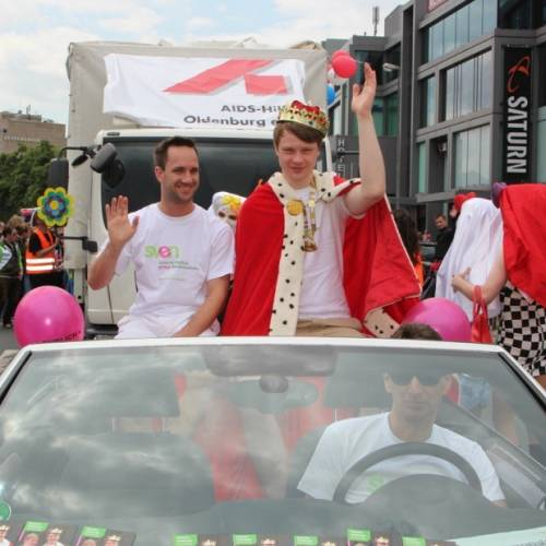 CSD Oldenburg 2013 - Parade - Bild 71