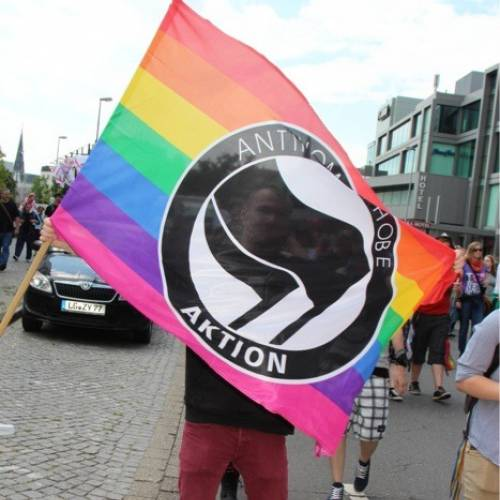 CSD Oldenburg 2013 - Parade - Bild 85