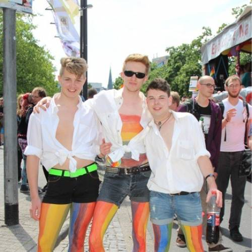 CSD Oldenburg 2013 - Parade - Bild 89