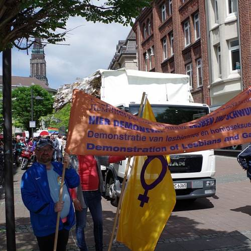 CSD Kiel 2014 Demonstration - Bild 5