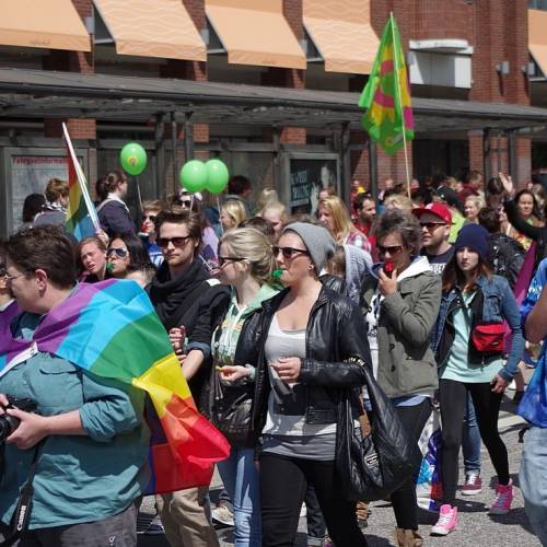 CSD Kiel 2014 Demonstration - Bild 20