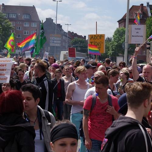 CSD Kiel 2014 Demonstration - Bild 47