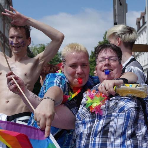 CSD Kiel 2014 Demonstration - Bild 51