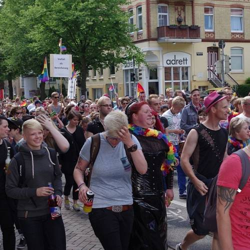 CSD Kiel 2014 Demonstration - Bild 60