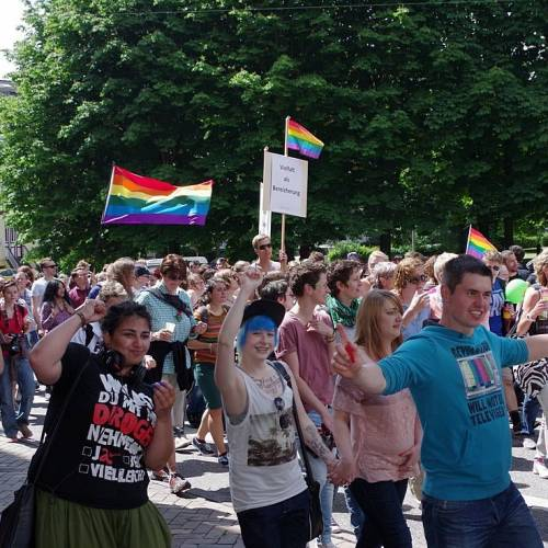 CSD Kiel 2014 Demonstration - Bild 61
