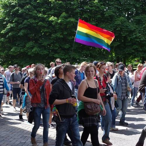 CSD Kiel 2014 Demonstration - Bild 63