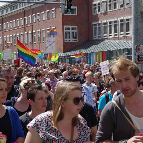CSD Kiel 2014 Demonstration - Bild 67