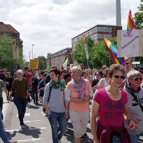 CSD Kiel 2014 Demonstration - Bild 70