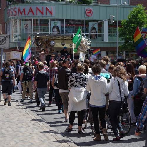 CSD Kiel 2014 Demonstration - Bild 89