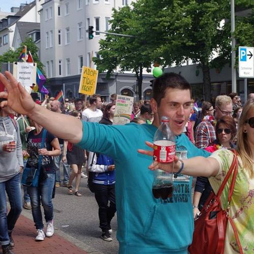 CSD Kiel 2014 Demonstration - Bild 99