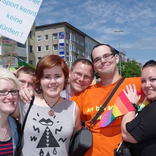 CSD Kiel 2014 Demonstration - Bild 103