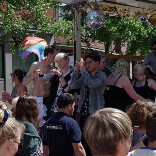 CSD Kiel 2014 Demonstration - Bild 7