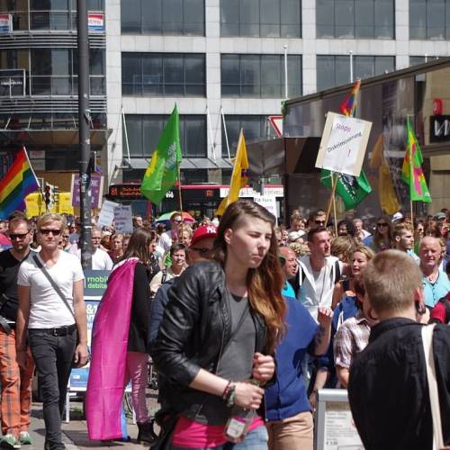 CSD Kiel 2014 Demonstration - Bild 3