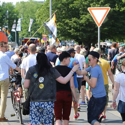 CSD Hannover Demonstration - Bild 26