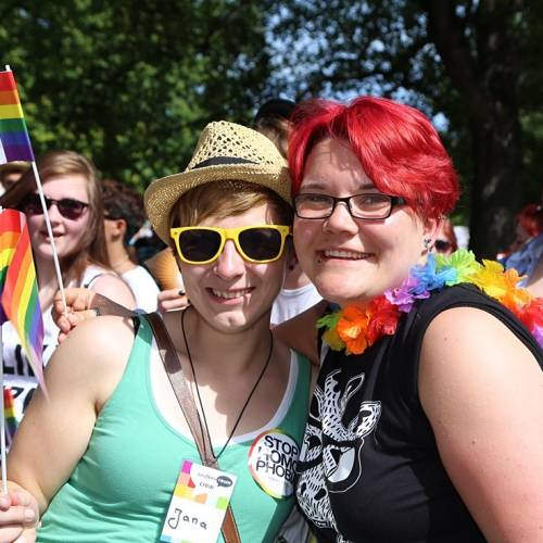 CSD Hannover Demonstration - Bild 39