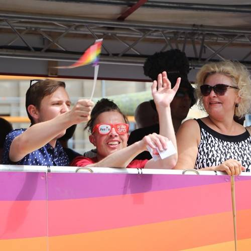 CSD Hannover Demonstration - Bild 53