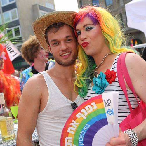 CSD Hannover Demonstration - Bild 67