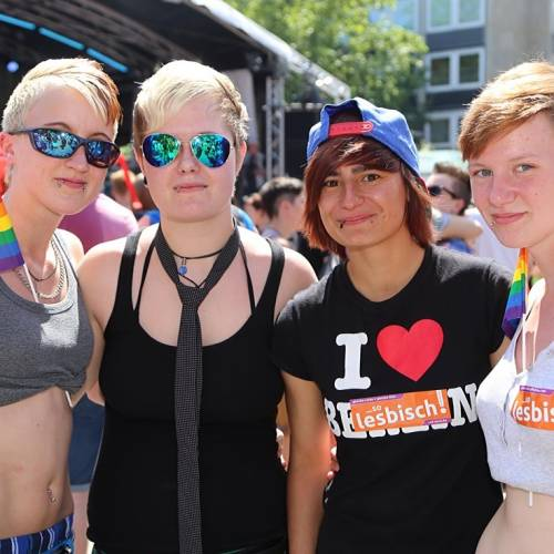CSD Hannover Demonstration - Bild 71