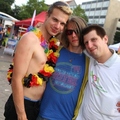 CSD Hannover Demonstration - Bild 81