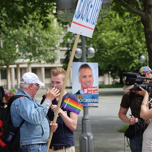 CSD Hannover Demonstration - Bild 86