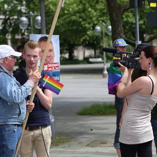 CSD Hannover Demonstration - Bild 97