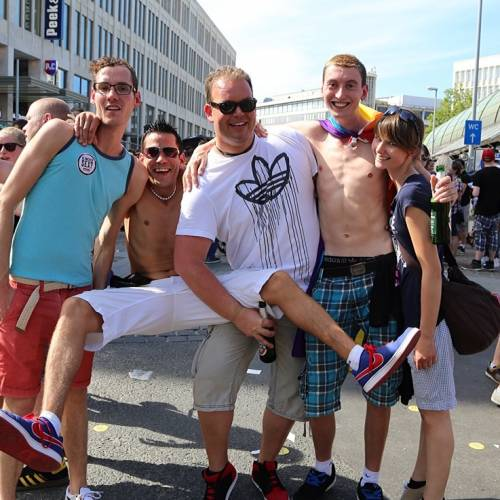 CSD Hannover Demonstration - Bild 205