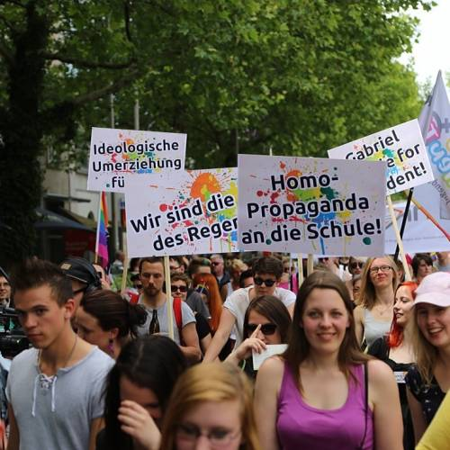 CSD Hannover Demonstration - Bild 207
