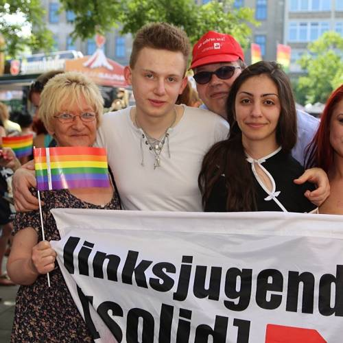 CSD Hannover Demonstration - Bild 254