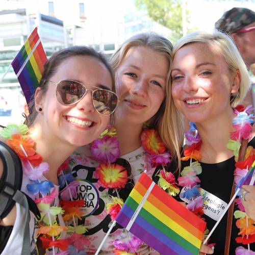 CSD Hannover Demonstration - Bild 260