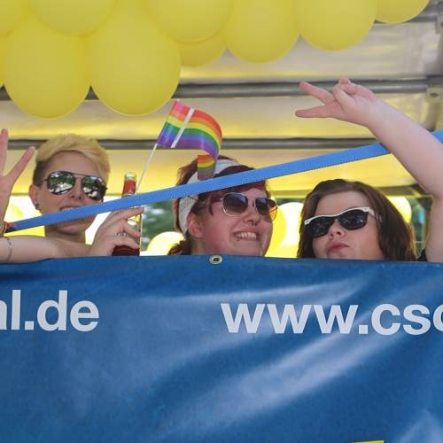 CSD Hannover Demonstration - Bild 266