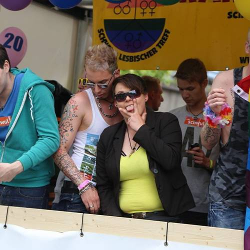 CSD Oldenburg 2014 Demonstration & Straßenfest - Bild 7