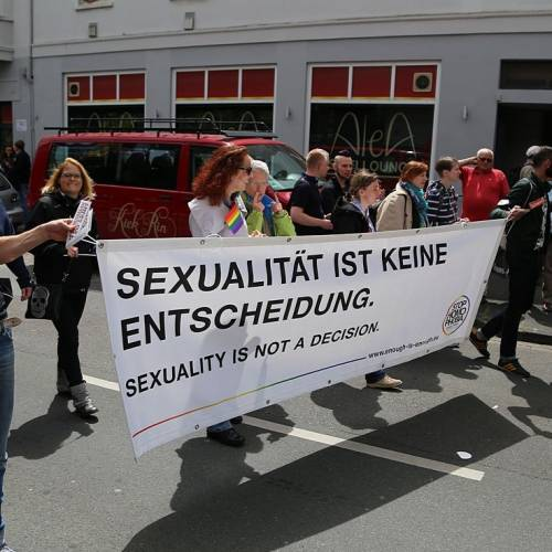 CSD Oldenburg 2014 Demonstration & Straßenfest - Bild 72
