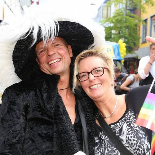 CSD Oldenburg 2014 Demonstration & Straßenfest - Bild 98