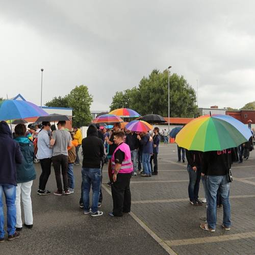CSD Aurich Demonstration & Kundgebung - Bild 7