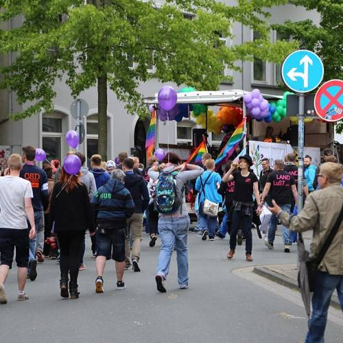 CSD Nordwest Demonstration & Strassenfest - Bild 3