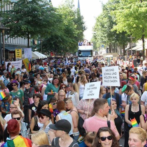 Hamburg Pride Demonstration 2 - Bild 3
